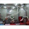 Engine Testing Room