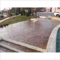 Concrete Stamping Service