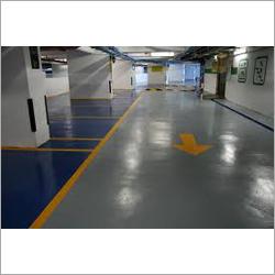 Car Parking Floor System