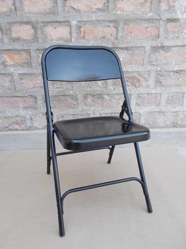 Folding Iron Chair