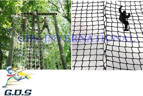 Climbing Rope Nets