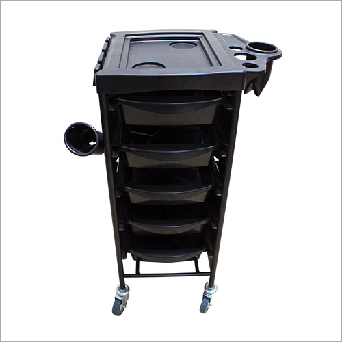 Folding Salon Trolley