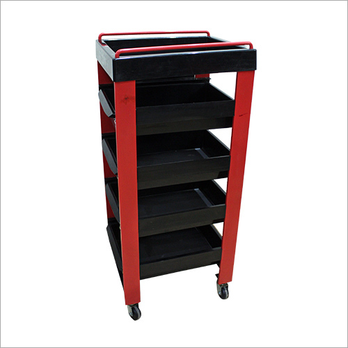 Coloured Beauty Salon Trolley
