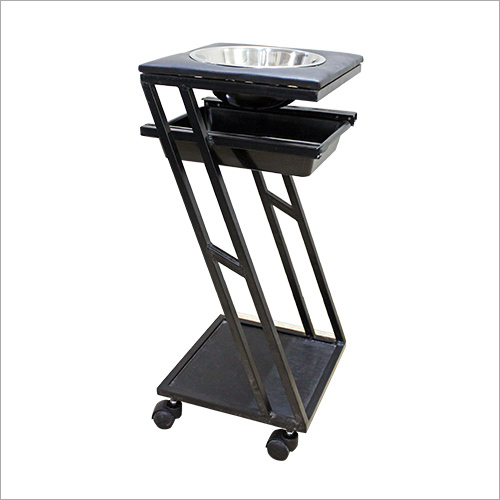 Wash Basin Salon Trolley