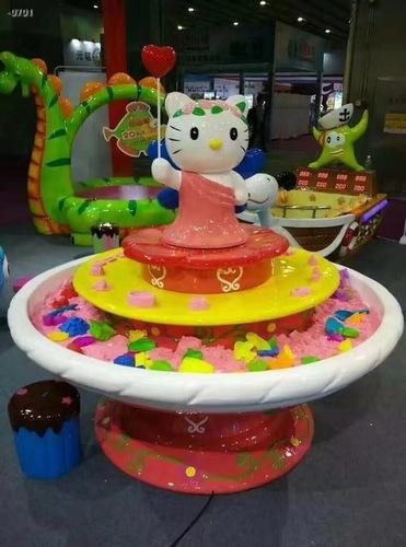 Hello Kitty Sand Table Kiddy Multifunctional Study & Amusement