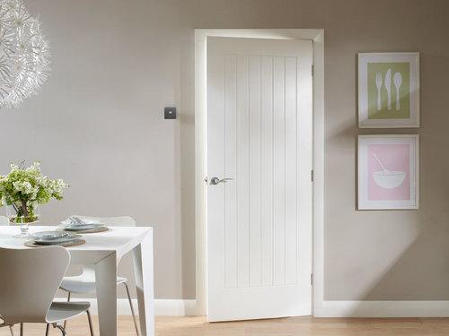WPC Board Door