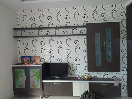 PVC Printed Wallpaper