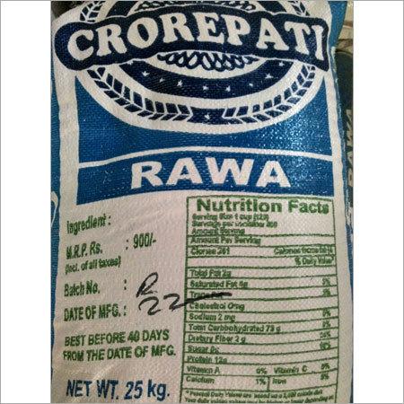 Wheat Rawa