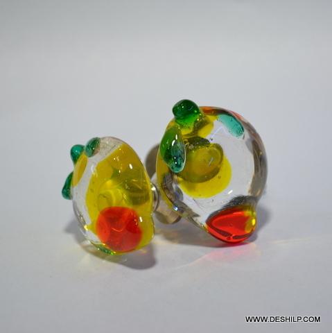 Knob Large Crystal Knob / Dresser Knobs / Kitchen Cabinet Knob Pull Handles