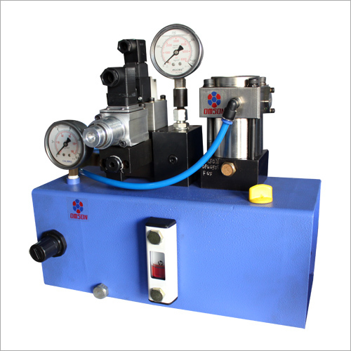 Air Driven Hydraulic Pump Unit