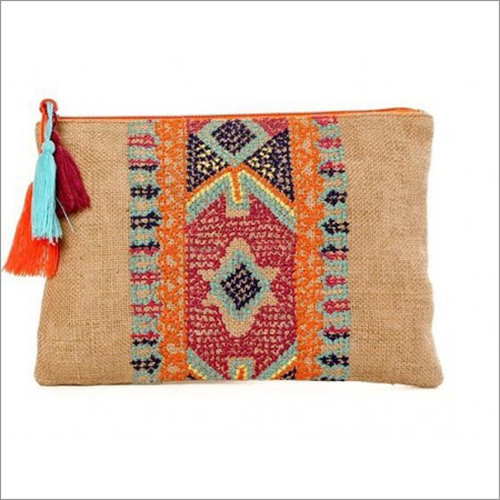 Ladies Cotton Pouch