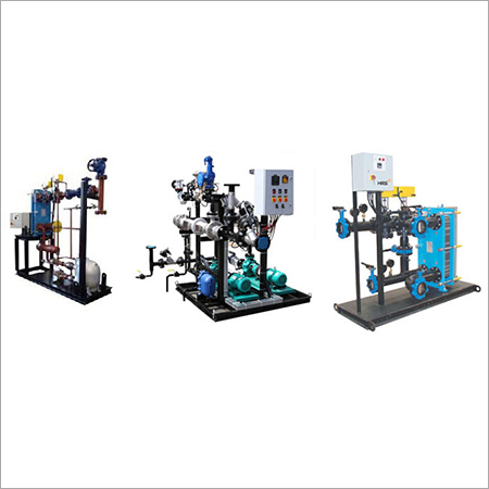 Heat Exchanger Based Systems