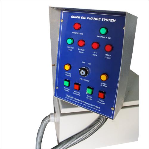 Quick Die Change Control Panel