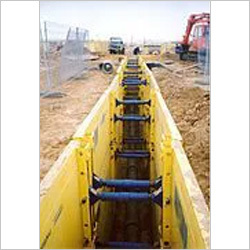 Trench Shoring Equipments