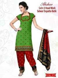 Latest Wax Batik Dress Materials