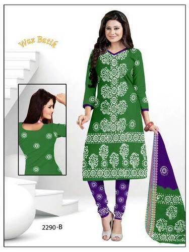 Batik Print Salwar Kameez and Suits