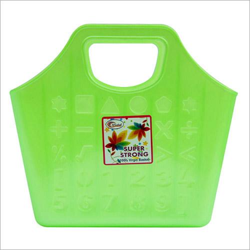 Plastic 100 % Virgin Basket
