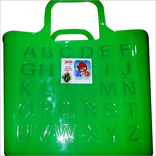 Kids Plastic Basket
