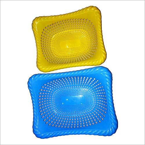Netted Plastic Baskets