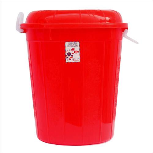 Plastic Lidded Bucket
