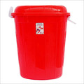 Plastic Lidded Bucket