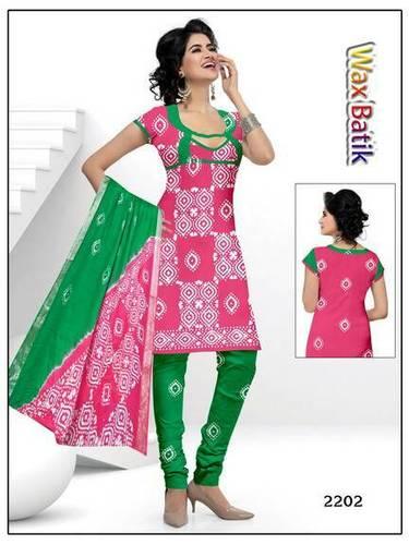 Wholesale Wax Batik Dress Materials
