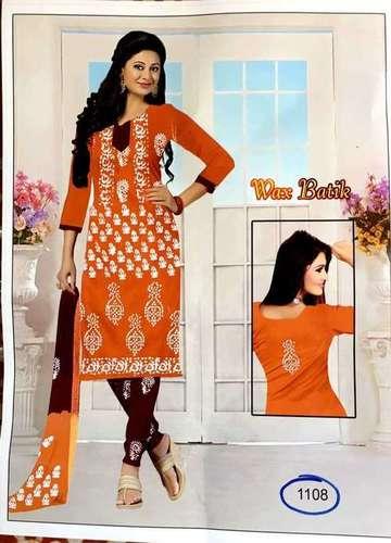 Latest Wax Batik Dress Materials / Catalogue