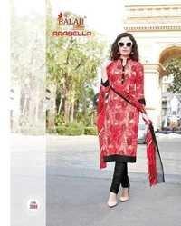 Cotton dresses balaji arabella vol-10