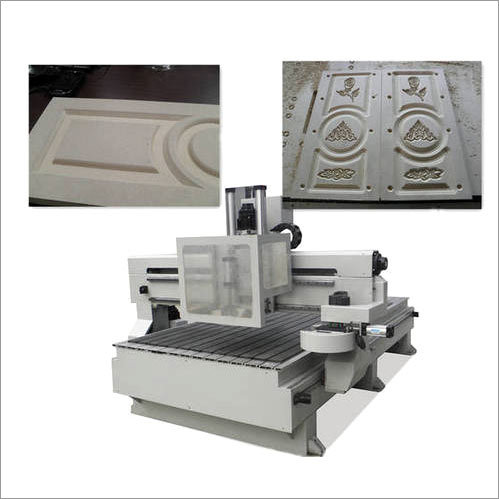 Door Engraving CNC Router Machine