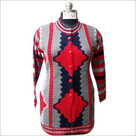Ladies Designer Cardigan - FASHION ZONE baa4b64598
