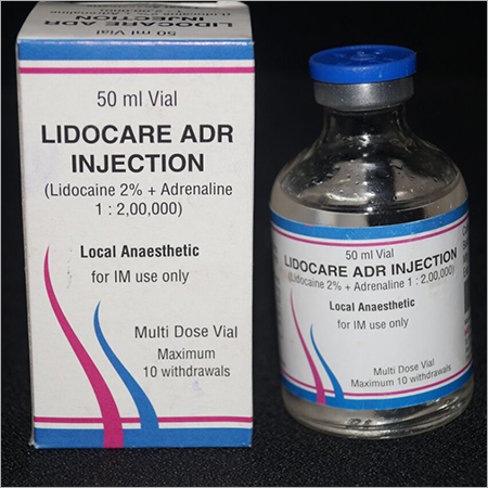 Lidocare ADR Injection