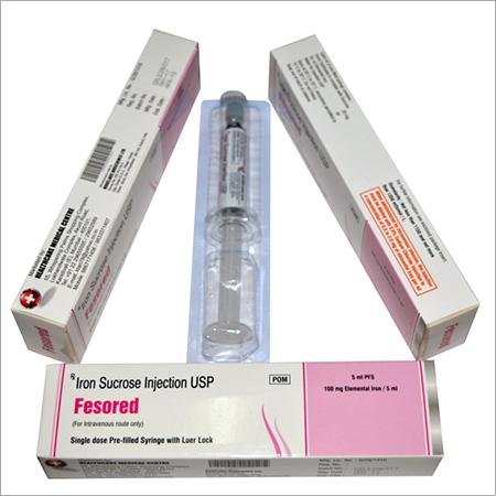 Pre Filled Syringes