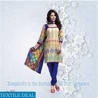 Cotton printed dress materials kundan hd vol-5