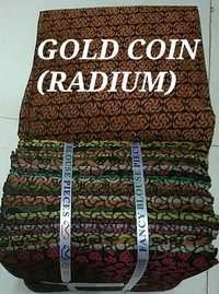 GOLD COIN REDIUM BLOUSE PIECE