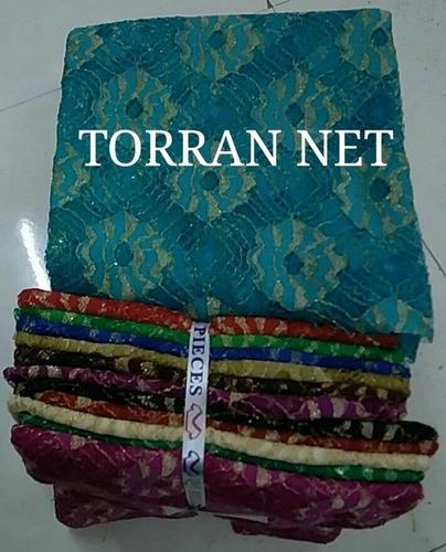 Partywear net Blouse piece