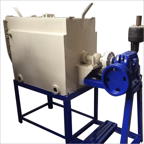 Industrial Slow Speed Plastic Mixer Machine