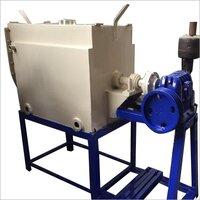 Industrial Slow Speed Plastic Mixer Machine