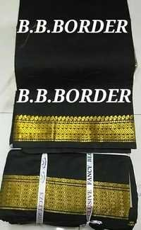 Border Blouse Piece