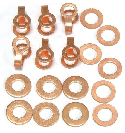 Nozzle Washer Set of 18 Pcs.