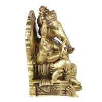Brass Ganpati