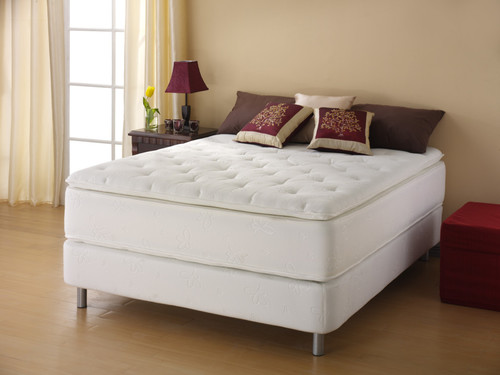 Pocket Spring Euro Top Mattress