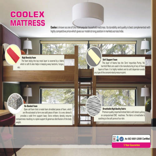 Orthofit Coolex Mattresses