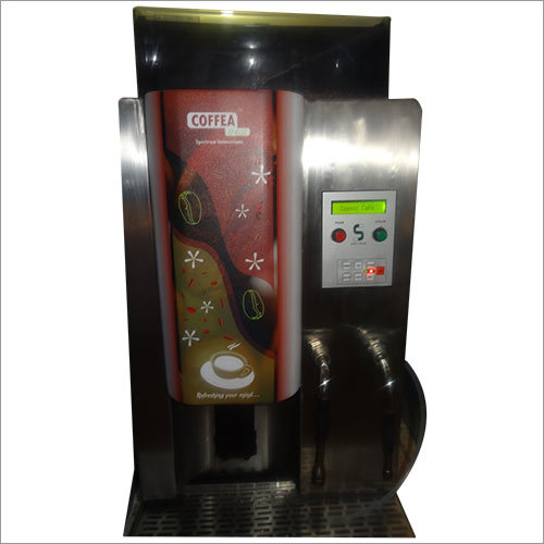 Coffee Brewing and Vending Machine