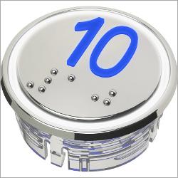 Blue Push Buttons