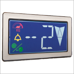 Touch Screen Car Operating Panel
