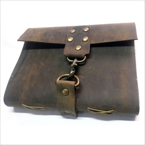 Handmade Paper Leather Diary