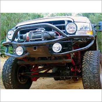 Off Road Jeep Bumpers