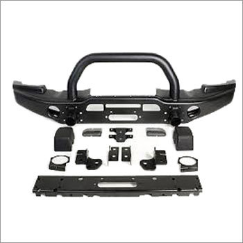 Off Road Jeep Bumpers Parts
