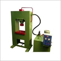Hydraulic Tile Press
