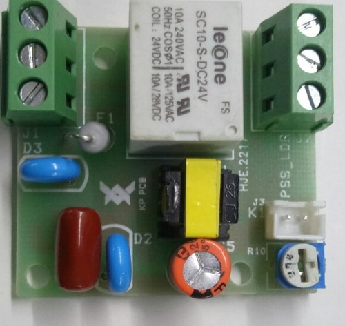 Automatic On-Off light Controller